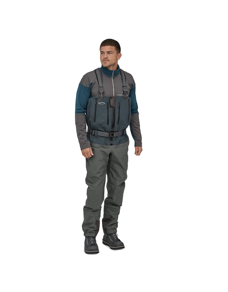 Patagonia Men's Swift Current Expedition Zip-Front Waders