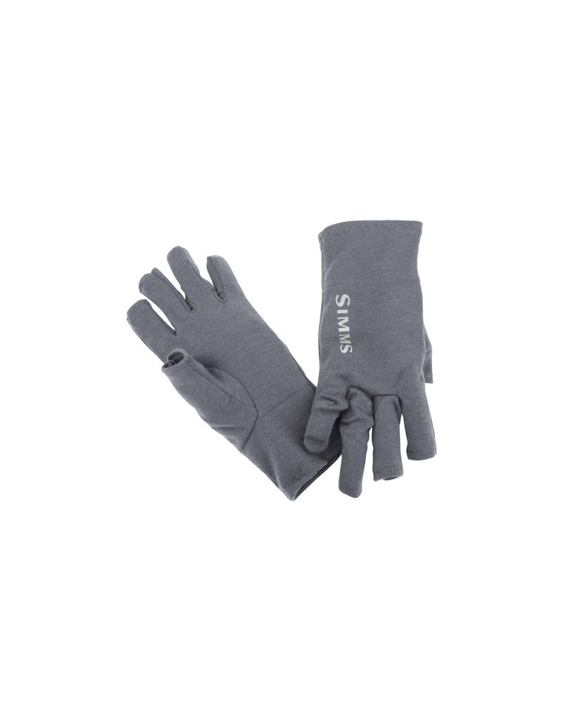 Simms Simms Ultra Wool Core 3 Finger Liner