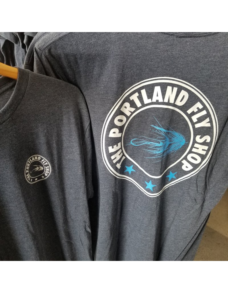 In House Portland Fly Shop Logo T's