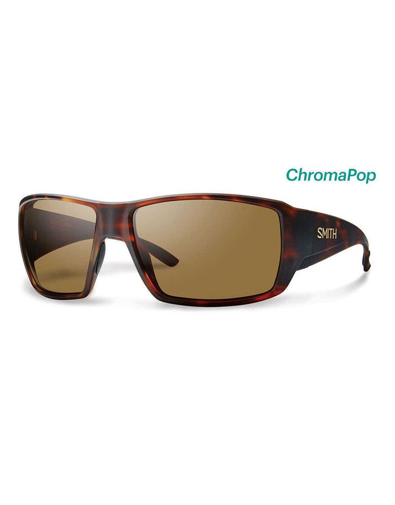 Smith Optics Smith Guides Choice ChromaPop Glass - Matte Hevana/Plr Brown Lense