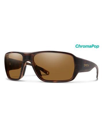 Smith Optics Smith Castaway ChromaPop Glass - Matte Tortoise/ Plr Brown Lense