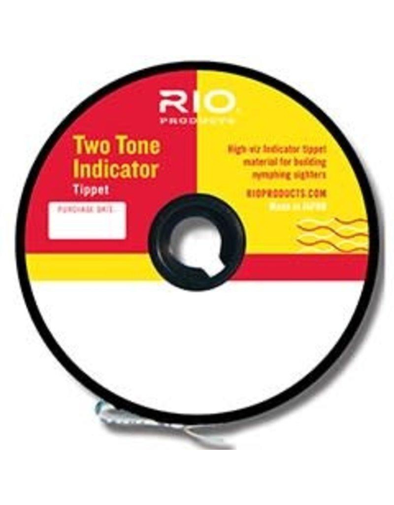 Rio Rio Two Tone Indicator Tippet 2X - 8.5LB