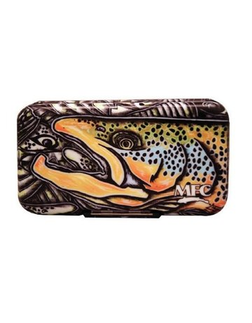 MFC Poly Fly Box - Estrada's Brown Trout