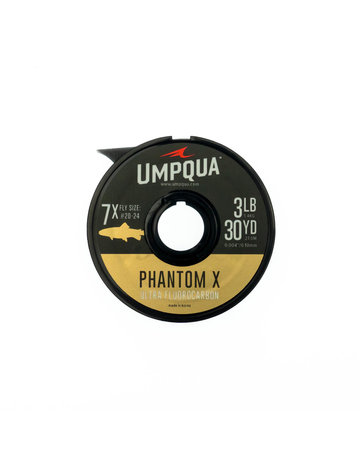 Umpqua Umpqua Phantom X Ultra Fluorocarbon Tippet
