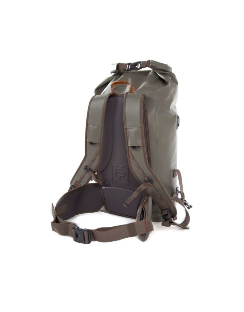 Fishpond Wind River Roll Top Backpack - Shale