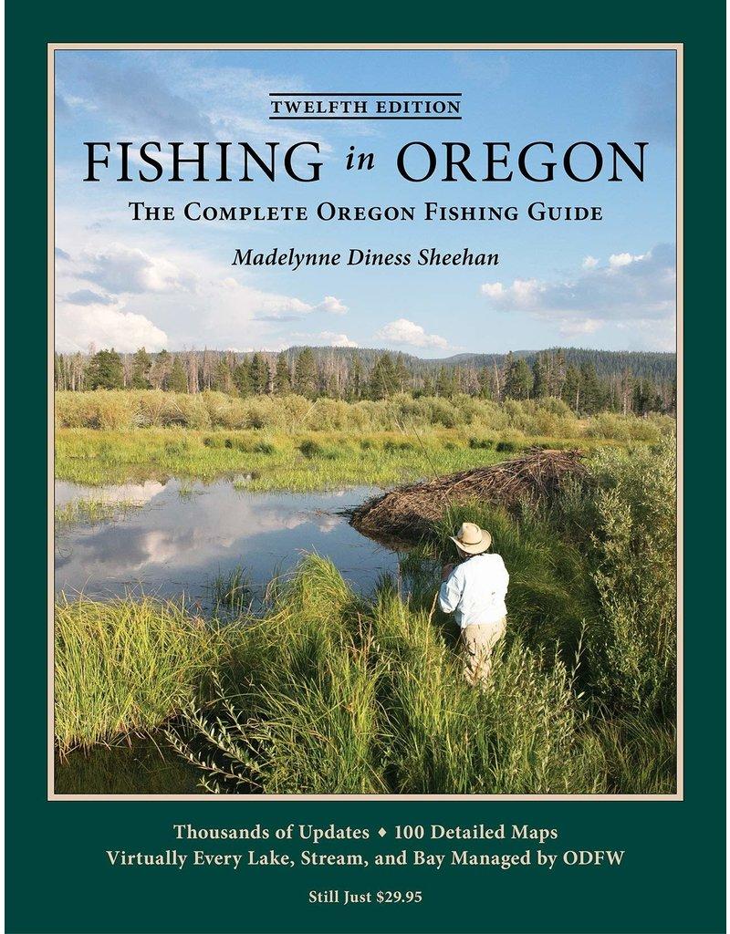 Fishing In Oregon - 12th Edition