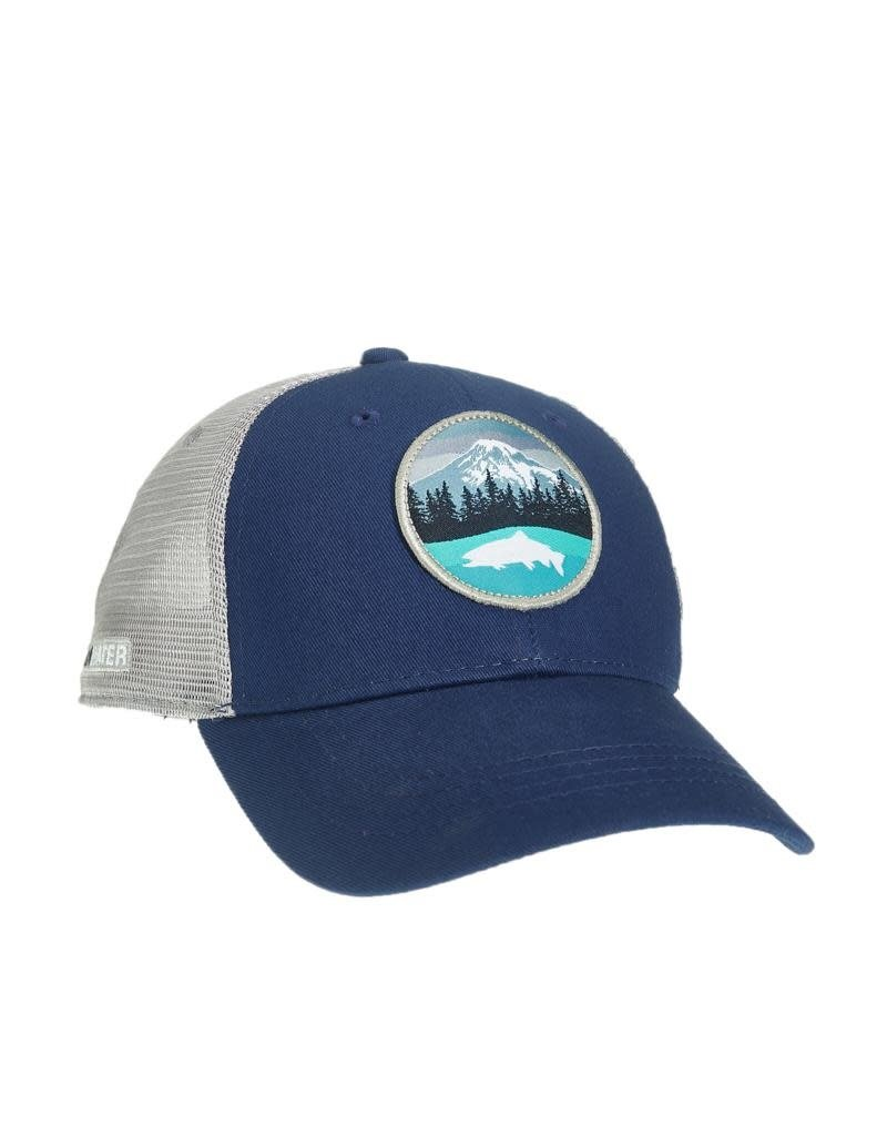 Rep-Your-Water Rep Your Water Volcanic Trout - Blue