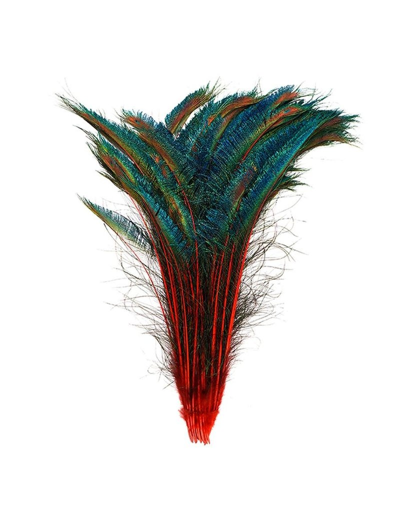 Wapsi Dyed Peacock Sword