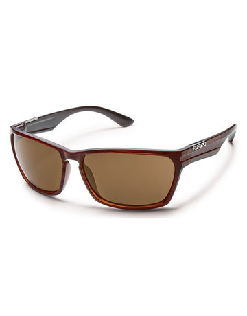 Suncloud Cutout - Burnished Brown/PLR Brown