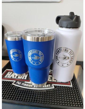 Blue Coolers Logo Insulated Mugs