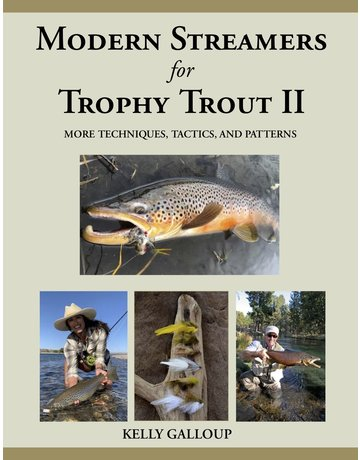 Modern Streamers for Trophy Trout 2 - Kelly Galloup