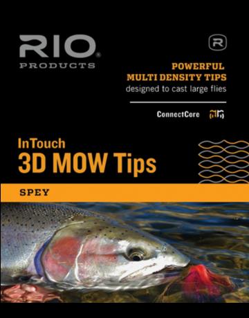 Rio Rio InTouch 3D MOW Medium Tip Kit