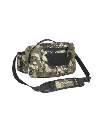 Simms Dry Creek Z Hip Pack - 10L - Riparian Camo