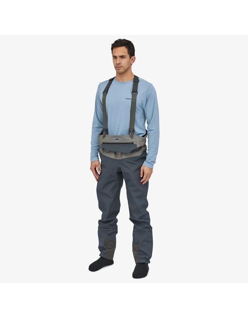 Patagonia Patagonia Men's Swiftcurrent Waders, Smolder Blue