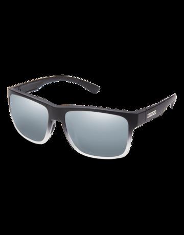 Suncloud Rambler - Black Gray Fade/PLR Silver MR