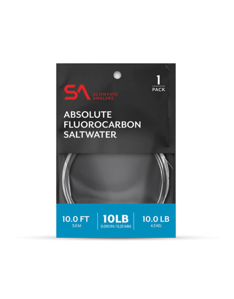 Scientific Anglers Scientific Anglers Absolute Fluorocarbon  Saltwater Leader