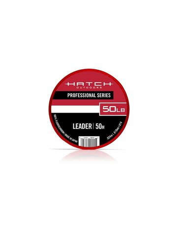 Hatch Outdoors Hatch Professional Fluorocarbon Leader