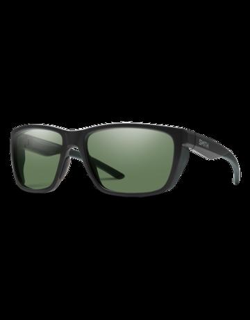 Smith Optics Smith Longfin Black/ChromaPop Green Mirror