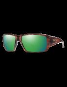 Smith Optics Smith Guides Choice Tortoise/ Chromapop Glass Green Mirror
