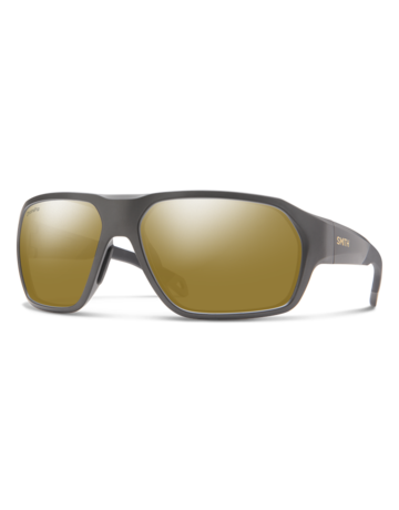 Smith Optics Smith Deckboss Matte Gravy/Chromapop Bronze Mirror