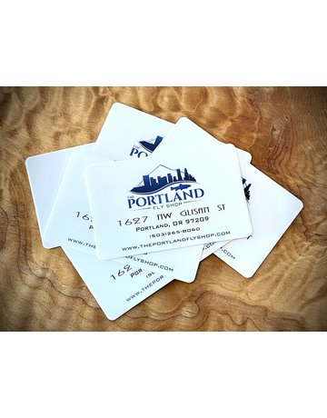 The Portland Fly Shop Web Gift Cards