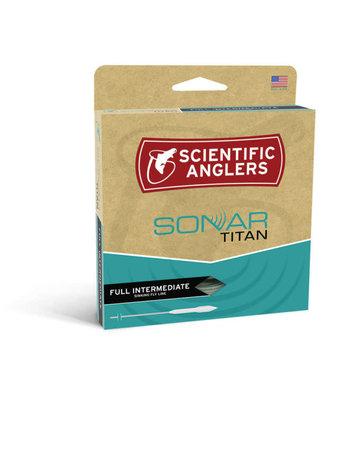 Scientific Anglers Sonar Titan Taper Full Intermediate