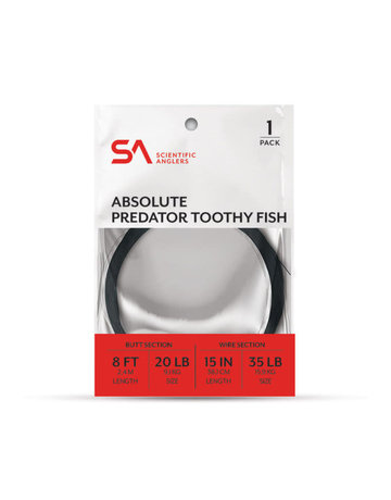 Scientific Anglers Scientific Anglers Absolute Predator Toothy Fish 35lb.