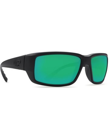 Costa De Mar Costa Fantail - Blackout Green Miror 580G