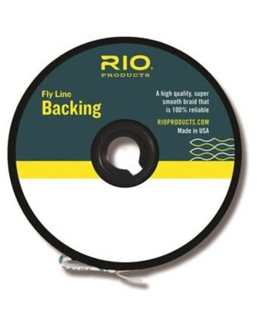 Rio Rio Backing 100yd Spool