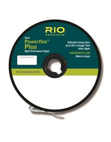 Rio Rio Powerflex Plus Tippet - 50yds Spool