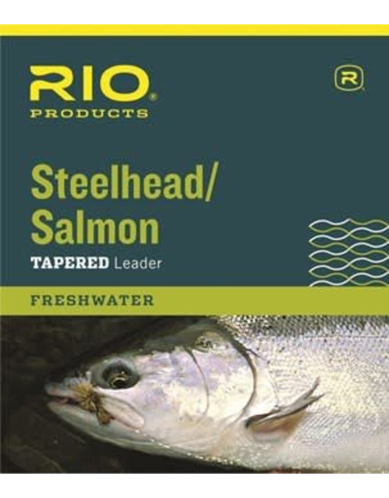 Rio Rio Steelhead/Salmon Tapered Leader