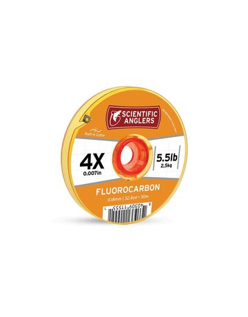 Scientific Anglers Scientific Anglers Premium Fluorocarbon Tippet - 30m Spool