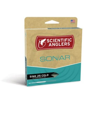 Scientific Anglers Scientific Anglers Sonar Sink 25 - Cold Water