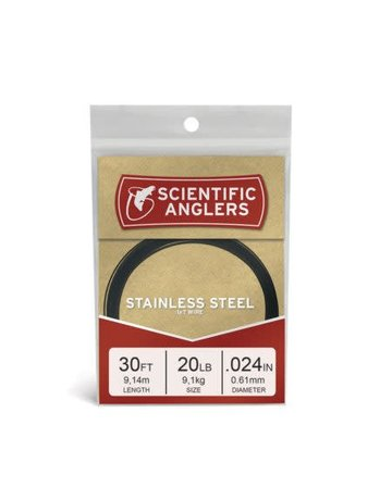 Scientific Anglers Scientific Anglers Stainless Steel Wire