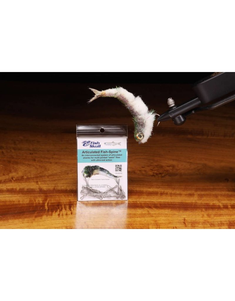Hareline Dubbin Articulated Fish Spine Starter Pack