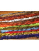 Hareline Dubbin Barred Rabbit Strips