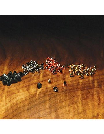 Hareline Dubbin Brass Cone Heads