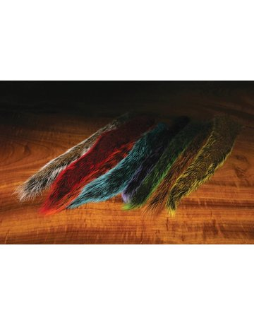 Hareline Dubbin Gray Squirrel Tail