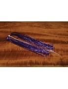 Hareline Dubbin Purple Haze Holo Flash Fibers