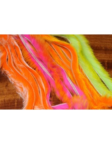 Hareline Dubbin Two Toned Rabbit Strips