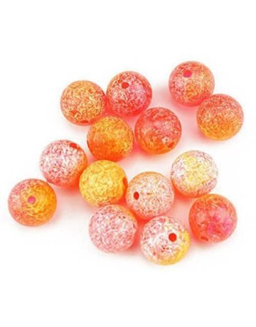 Hareline Dubbin UV2 Blood Drop Beads