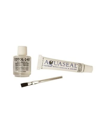 Wapsi Aquaseal and Cotol Repair Adhesive