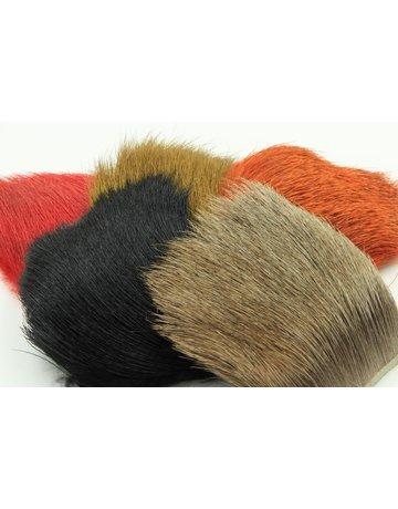 Hareline Dubbin Select Cow Dyed Elk Hair