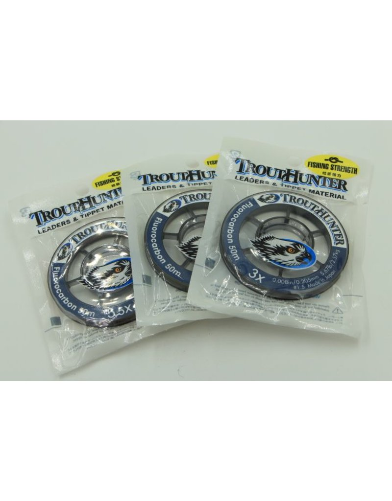 Trout Hunter Trout Hunter Fluorocarbon Tippet