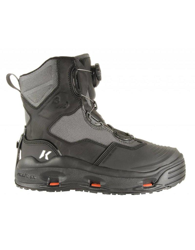 Korkers DarkHorse Boot - Kling-On / Felt Sole