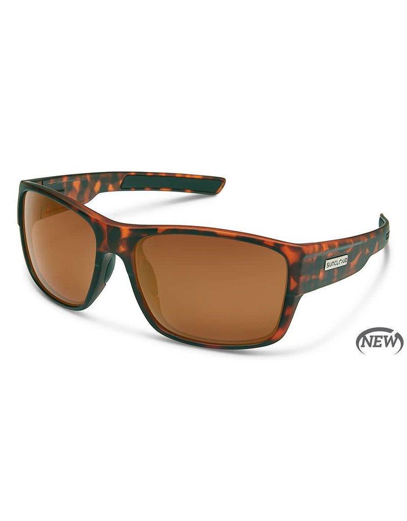 Suncound Range Matte Tortoise W/ Brown Lense