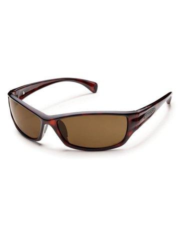 Suncloud Cook Havana W/ Brown Lense