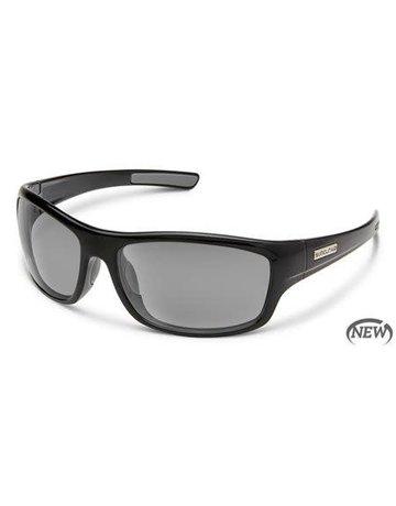 Suncloud Cover Black/ Grey Lense