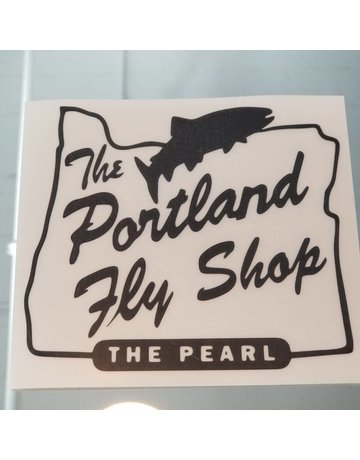 In House Portland Fly Shop Stickers