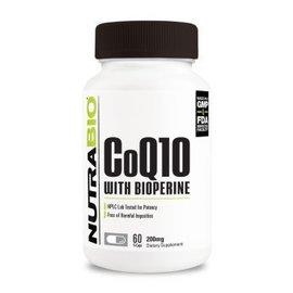 Nutrabio CoQ10 (200mg)